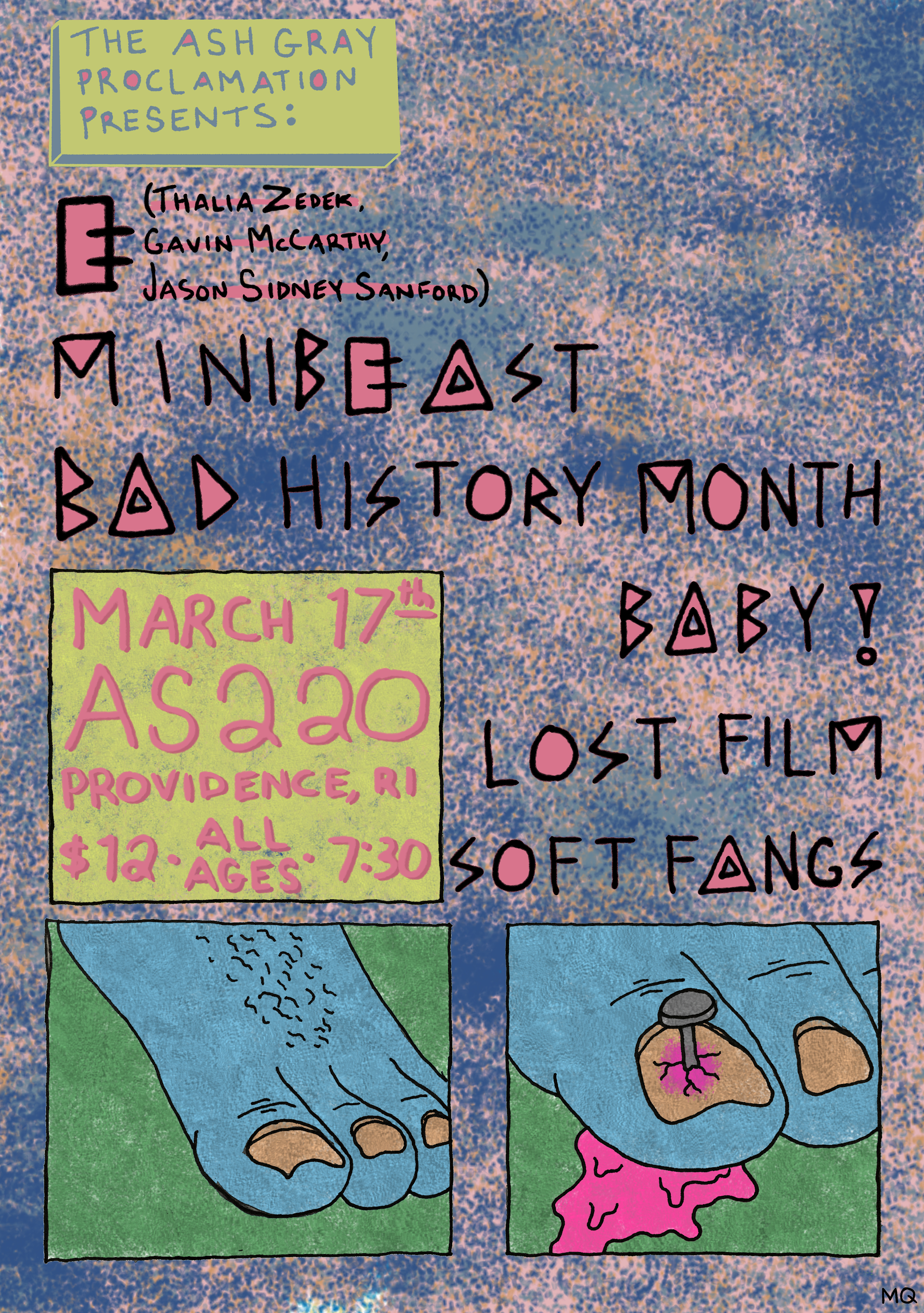 March 17 Flyer