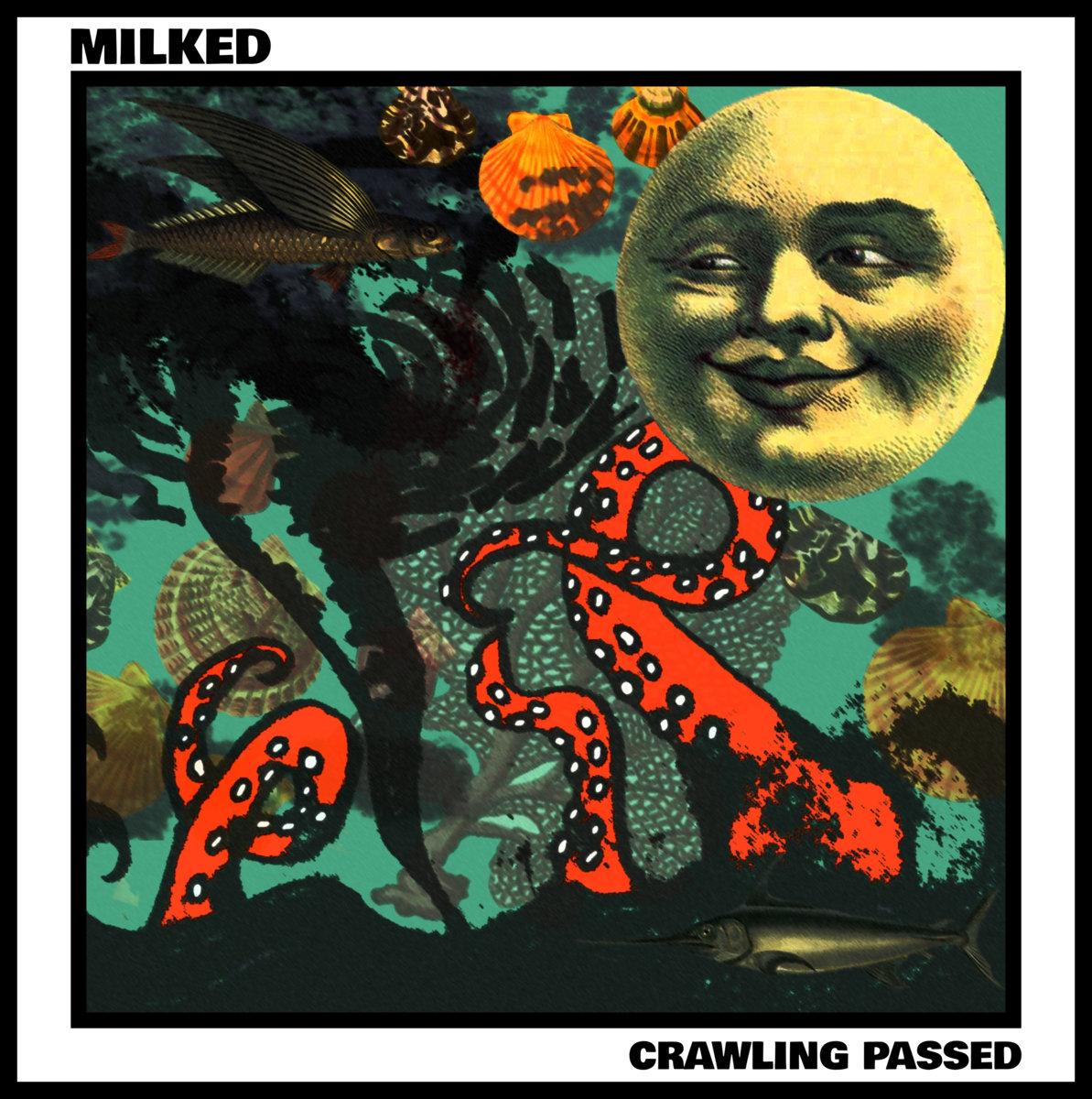 Milked LP